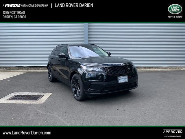 Land Rover Darien >> Certified Pre Owned 2019 Range Rover Velar Details