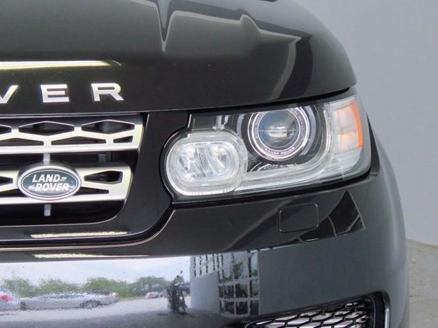 Certified 2017 Jaguar Range Rover Sport for sale in Merriam