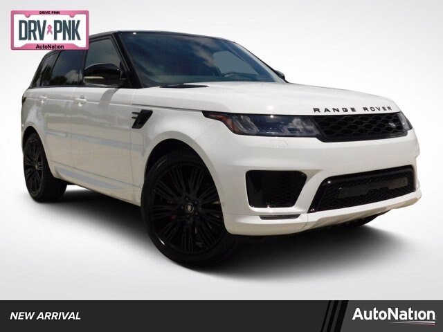 New 2020 Range Rover Sport Details