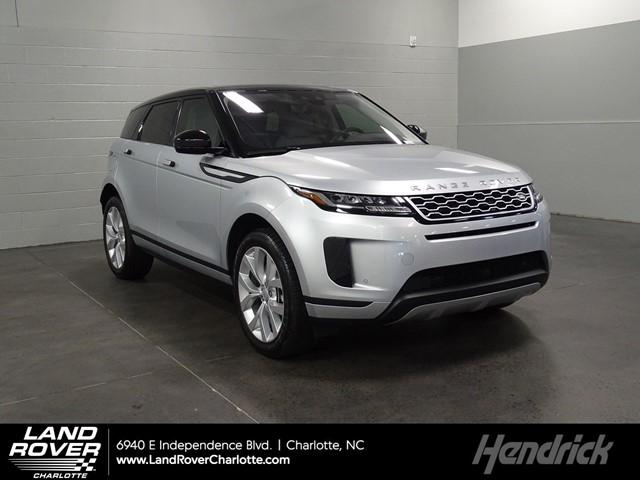 Land Rover Charlotte >> New 2020 Range Rover Evoque Details