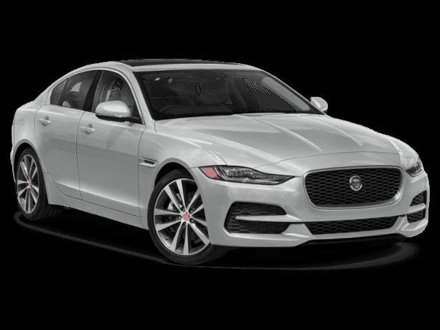 New 2020 Jaguar XE S