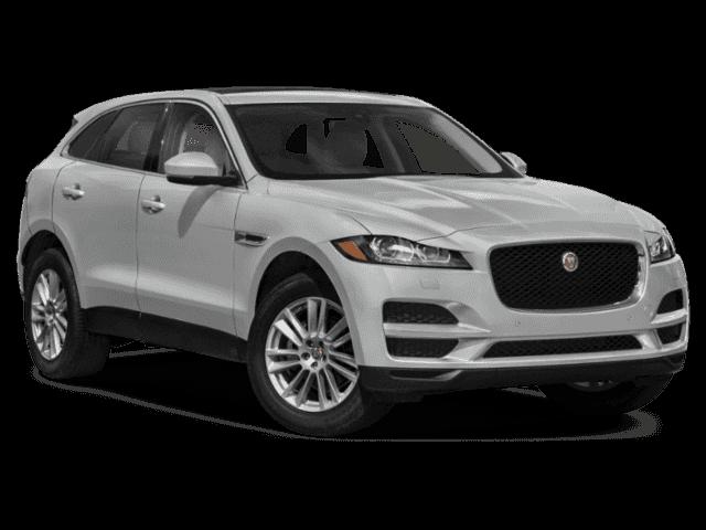 New 2020 Jaguar F-PACE Premium