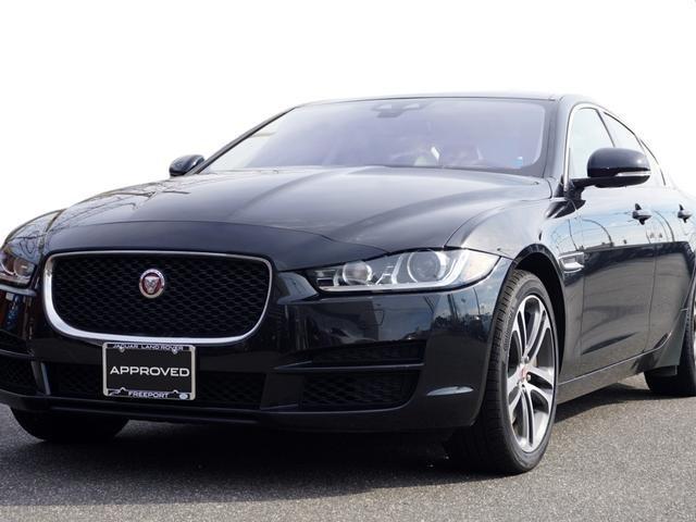 Certified Pre-Owned 2017 Jaguar XE Premium